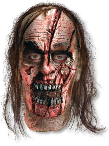 Walking Dead Zombie Maske Split Head