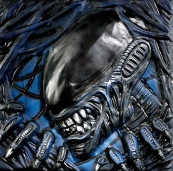 Wall Mount Alien Vs Predator