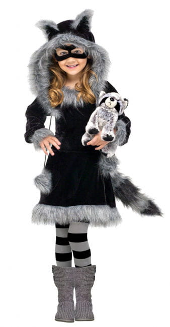Raccoon Infants Costume