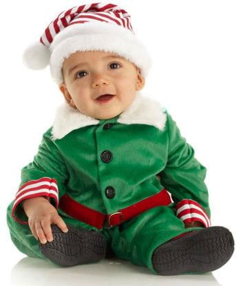 Weihnachts Elf Kinderkostüm Medium