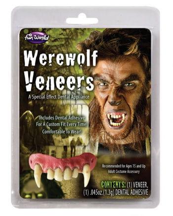 Werewolf fangs