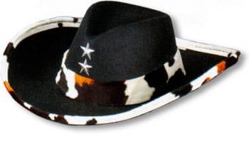 Western Felt Hat Black