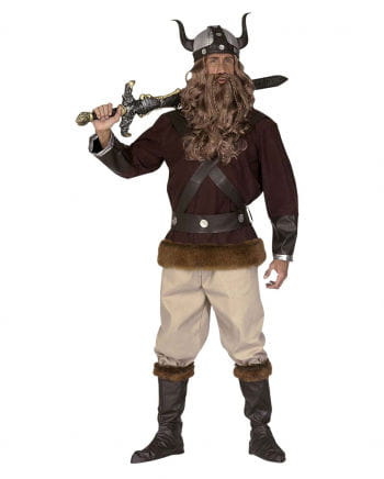 Viking Velkan Costume Small