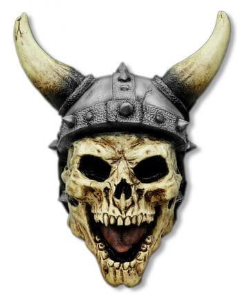 Wikinger-Totenschädel Maske