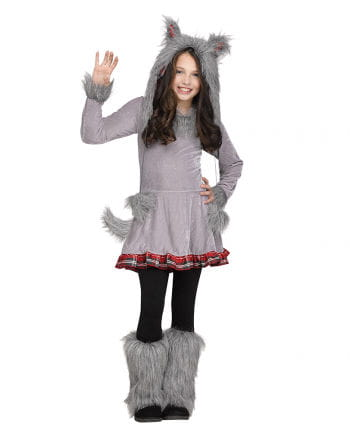 Wolf Child Costume