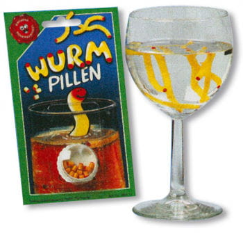 Worm Pills 10 PCS