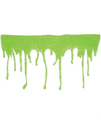 Zombie Slime Window Blood