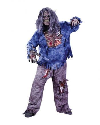 Zombie 3D Deluxe Costume Gr.XL
