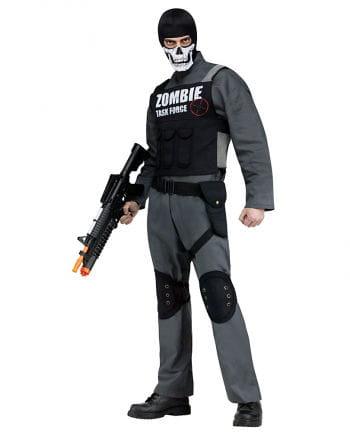 Zombie Einsatzkommando Kostüm