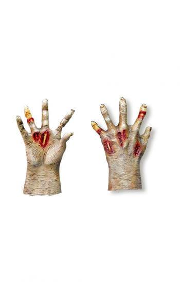 Zombie Hände hell