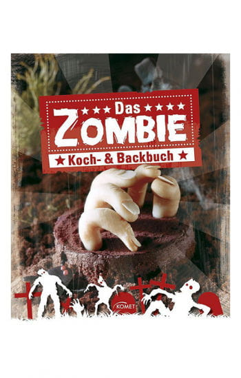 Zombie Cooking and Baking Book