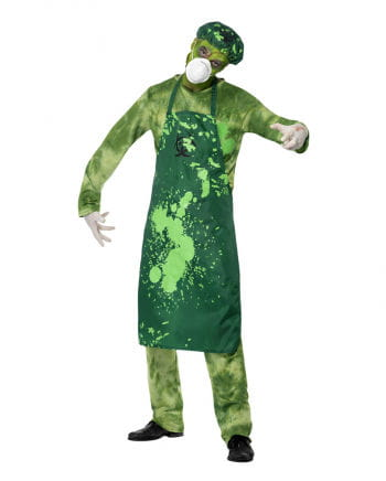 Zombie Laborarzt Kostüm