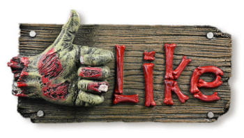 Zombie Sign Like
