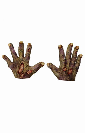 Zombie Rotted hands