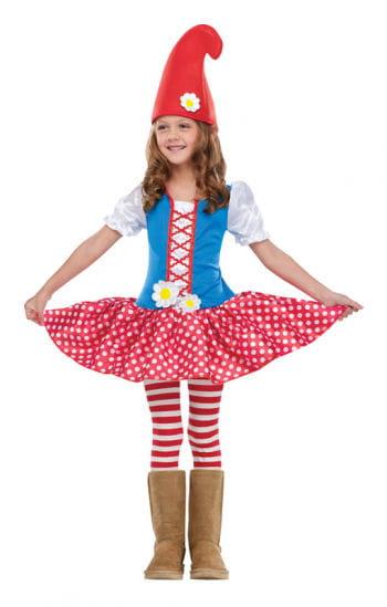 Dwarf Girl Children Costume