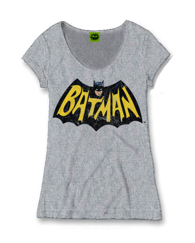 batman logo tv serie frauen t shirt m klassisches batman. Black Bedroom Furniture Sets. Home Design Ideas