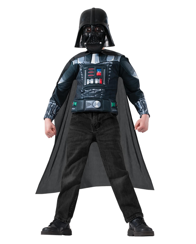 darth vader set f r kinder sith lord verkleidung in geschenkbox horror. Black Bedroom Furniture Sets. Home Design Ideas
