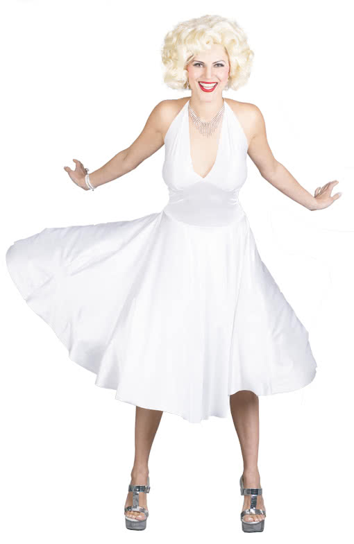 Marilyn costume m l disguise yourself as a hollywood pin up girl marilyn costume m l disguise yourself as a hollywood pin up girl horror shop solutioingenieria Images