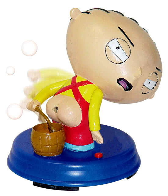 Family guy stewie soap bubble figure horror shop family guy stewie soap bubble figure thecheapjerseys Image collections