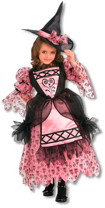 847abfab94f3d Sweetheart witch costume | Sweet Colored Witch Costume | horror-shop.com