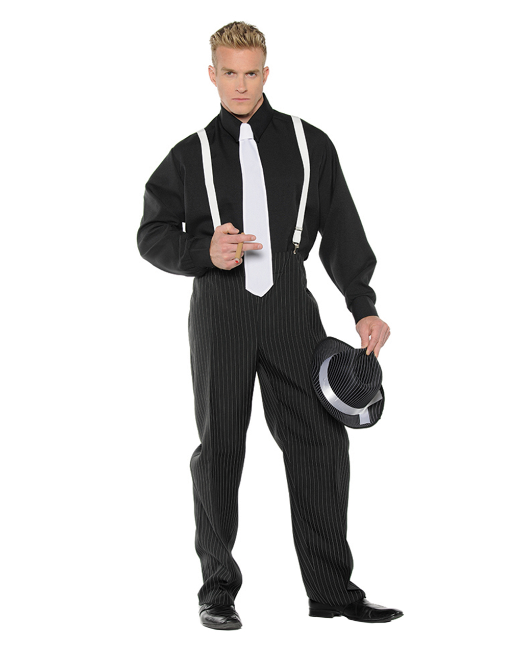20\'s Gangster Costume for Halloween | horror-shop.com
