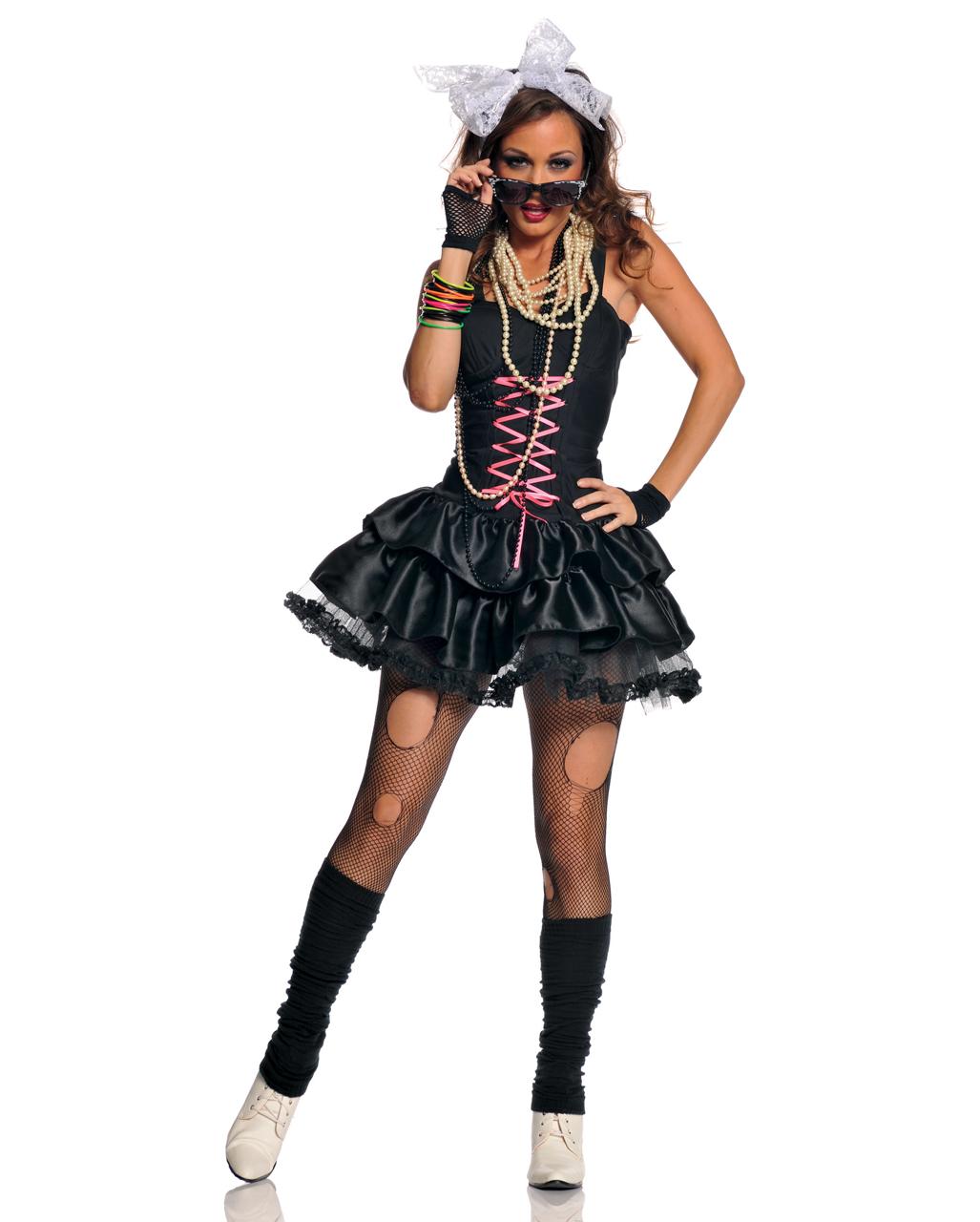 80 S Petticoat Kostum 80er Jahre Party Kostum Horror Shop Com