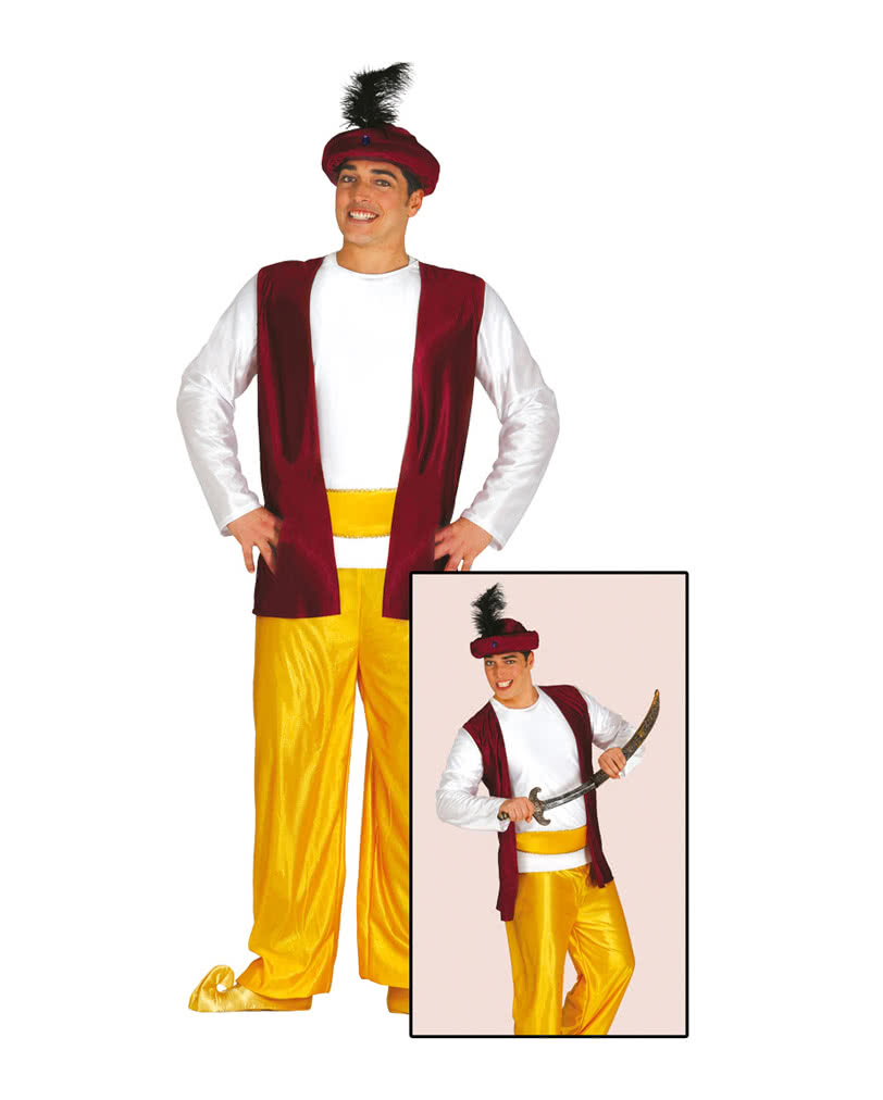 Aladin Kostum Marchenkostume Fur Fasching Horror Shop Com