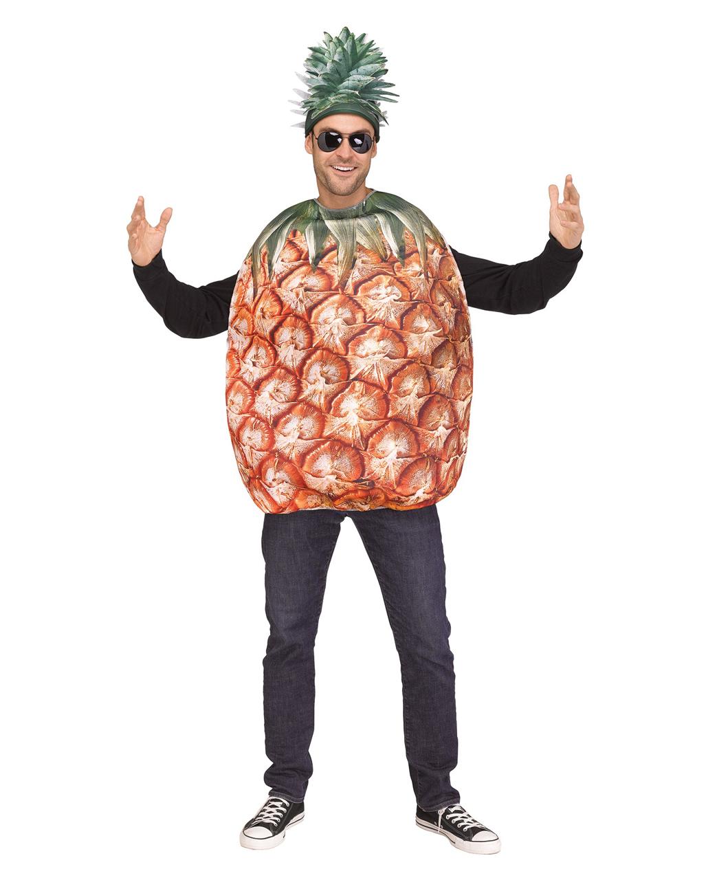Ananas Kostum Als Karneval Verkleidung Horror Shop Com