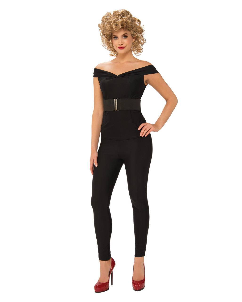 a9a31a5763 Grease Bad Sandy Ladies Costume Grease Costume | horror-shop.com