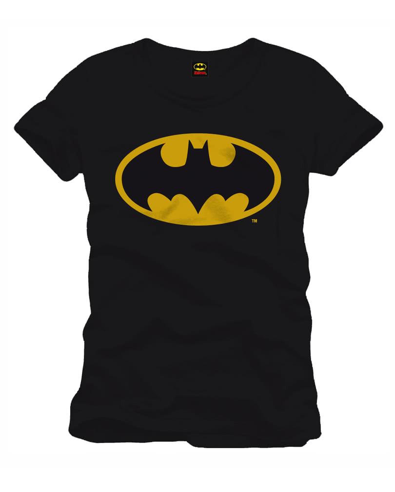 Batman Classic Logo T-Shirt  9984659b1047f