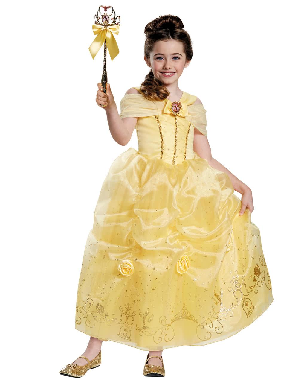 588a6ef9927b8 Disney Belle Kids Costume Premium ✩ buy
