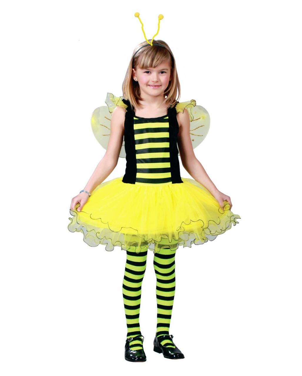 Bienen Fee Kinderkostum Marchenkostum Horror Shop Com