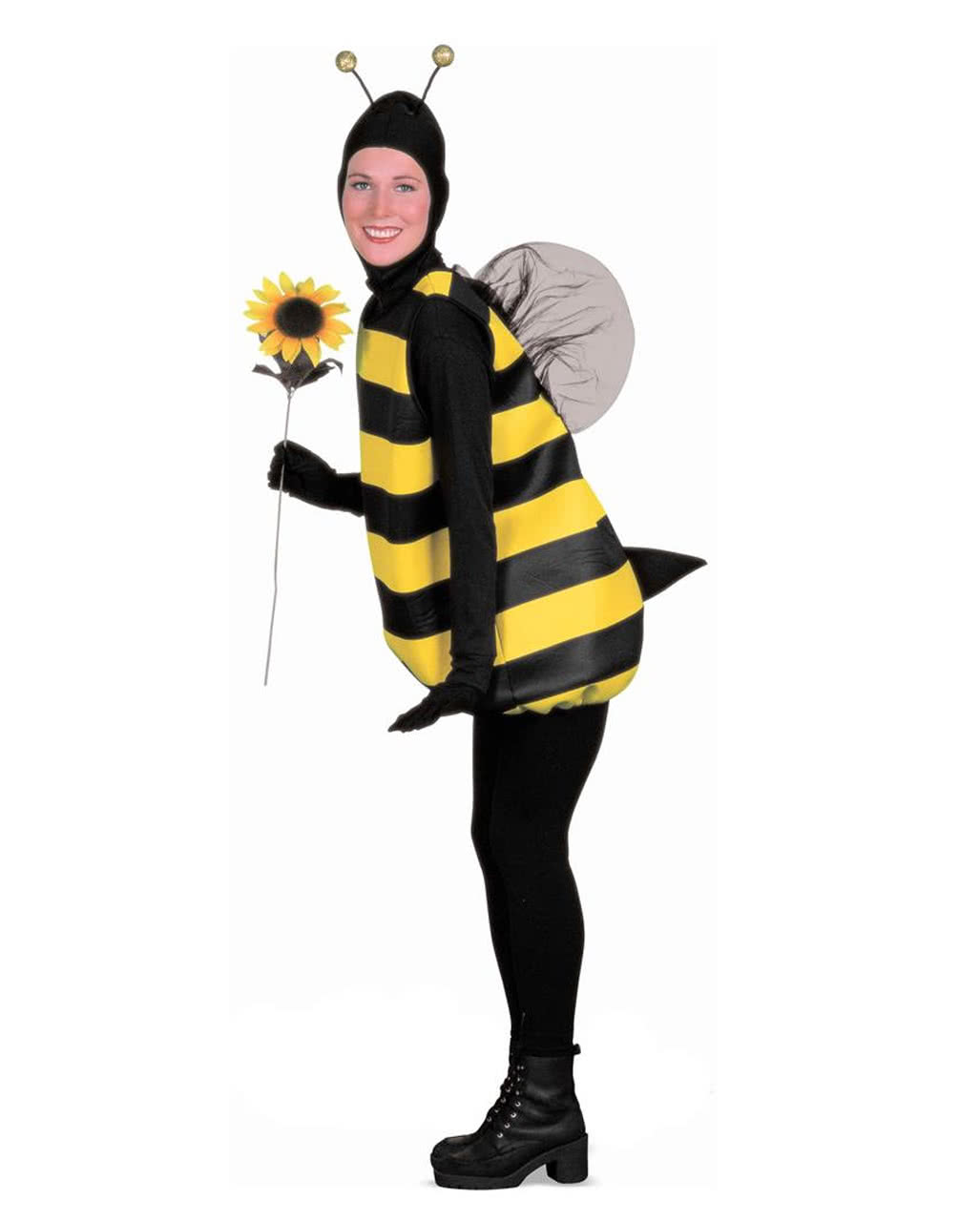 Bumble Bee Costume Faschingskostum Horror Shop Com