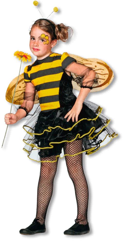 Bienenkostum Kinder Honigbienen Kostum Horror Shop Com