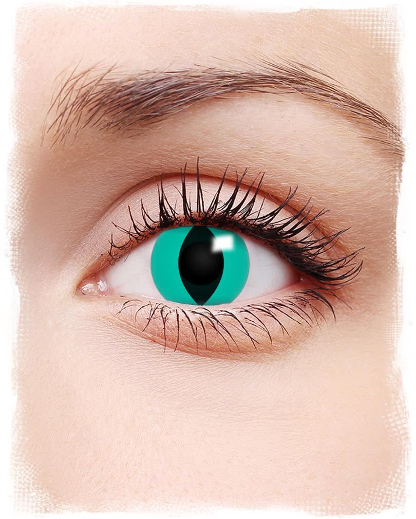Color contact lenses online shop - Blue Cat Eye Contact Lenses