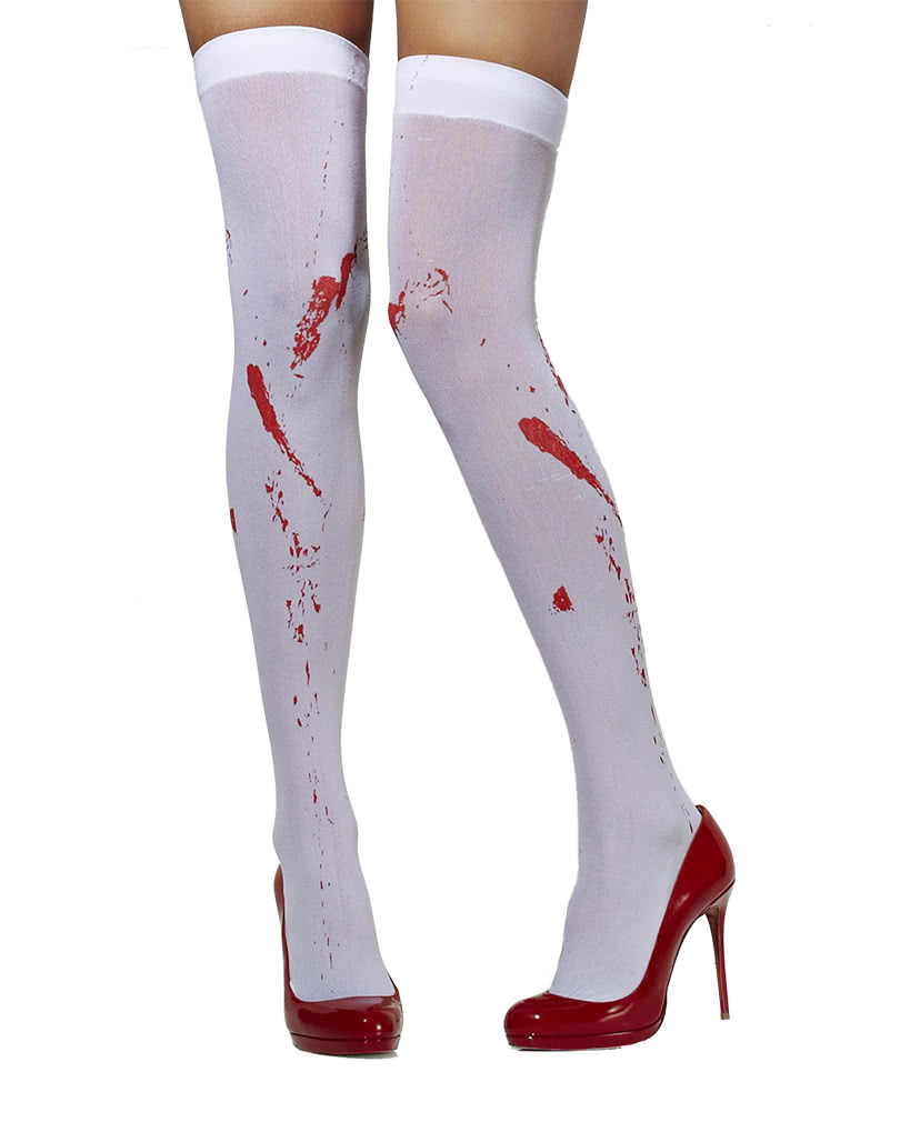 bc4effe14 Bloody Over the Knee Socks