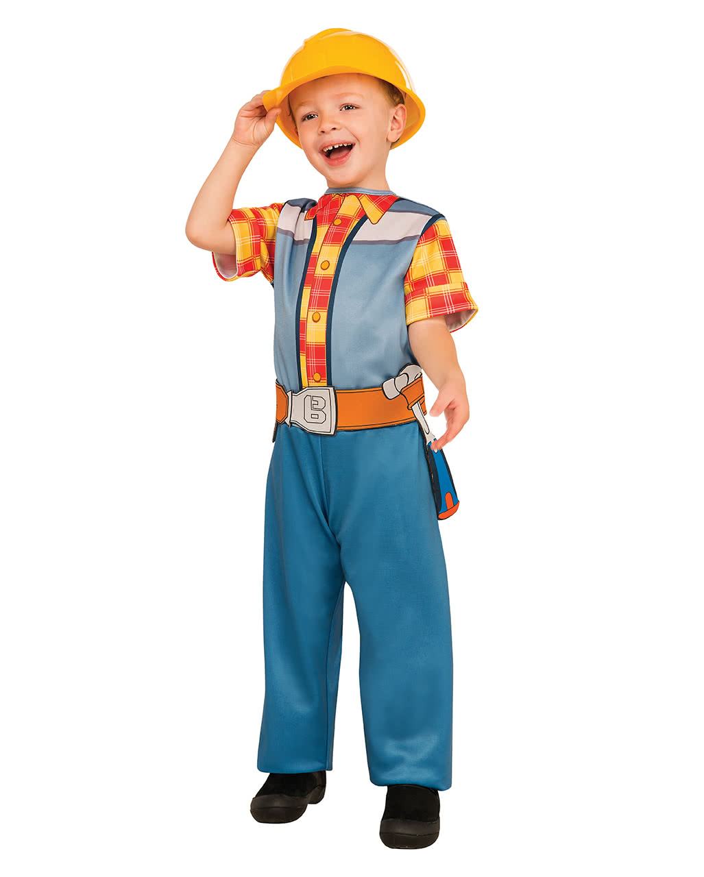 Bob the Builder Costume | Licensed disguise for adults | horror-shop.com