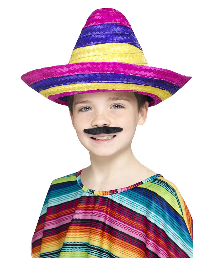 Colorful children sombrero hat  634704b15953