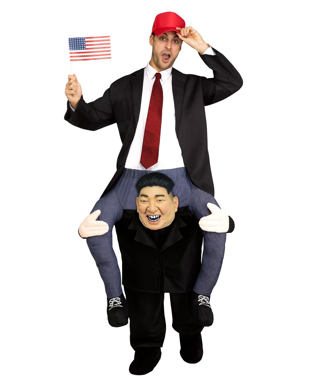 Mens Dictator Costume Kim Jong Un Fancy Dress Suit Outfit
