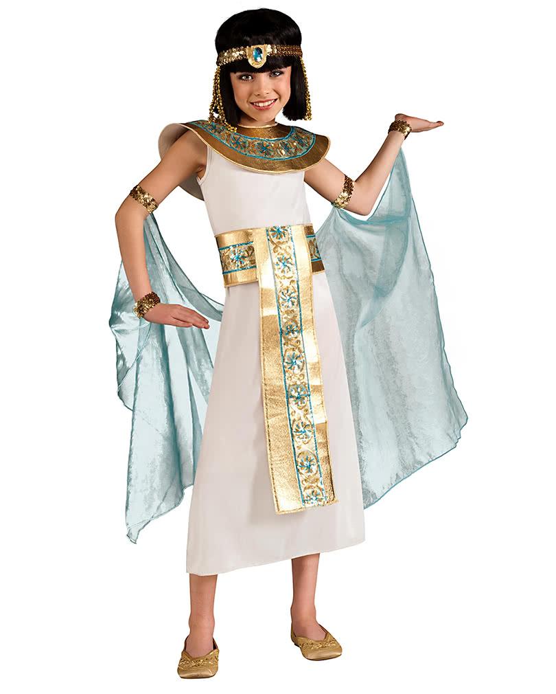 Kleopatra Kinderkostum Fur Fasching Karneval Horror Shop Com