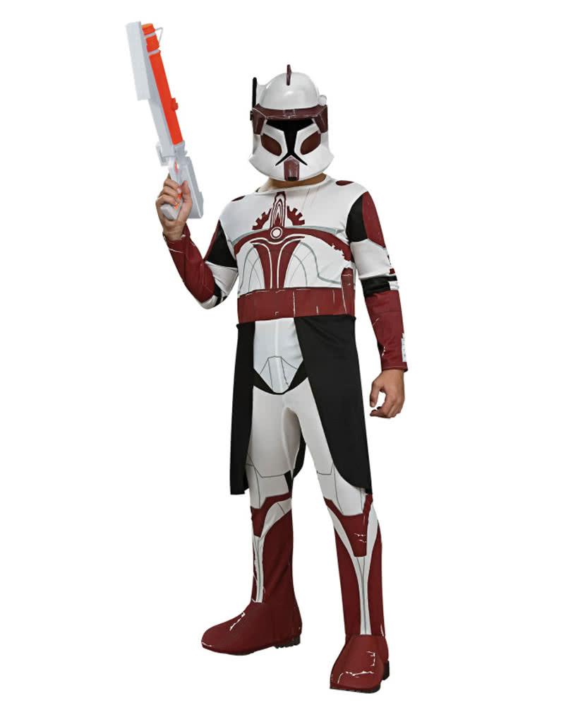 Clone Trooper Commander Fox Kinderkostüm Star Wars