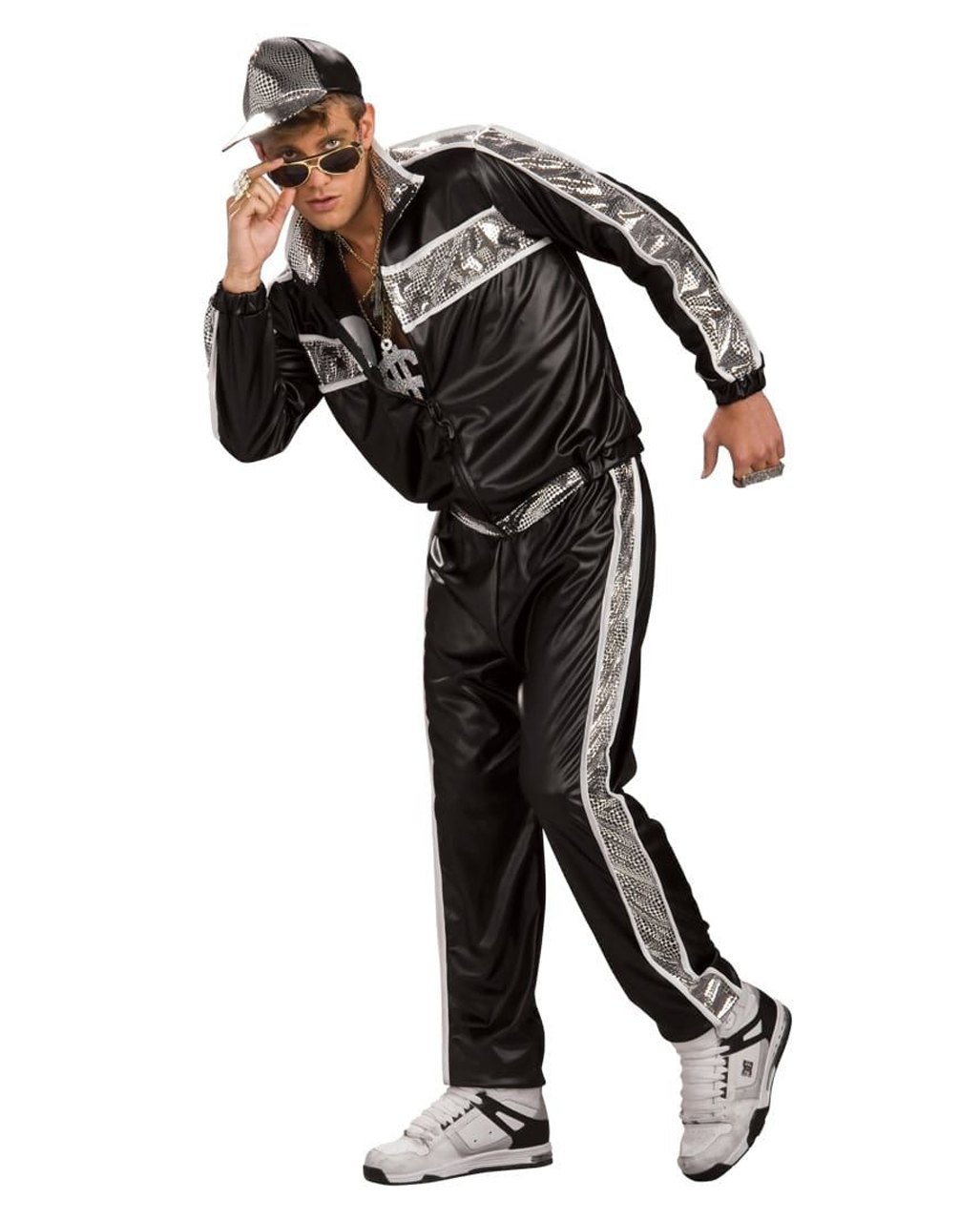 Cool Rapper Costume Rapper Outfit Proll Costume Pop Star Hip Hop Horror Shop Com