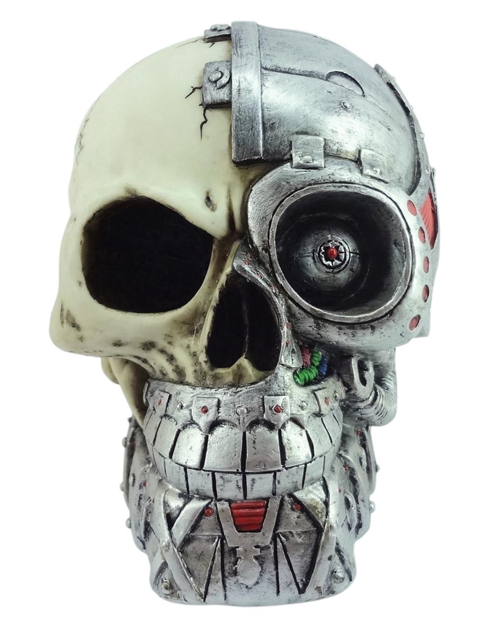 Halloween Skulls online at low prices   horror-shop.com