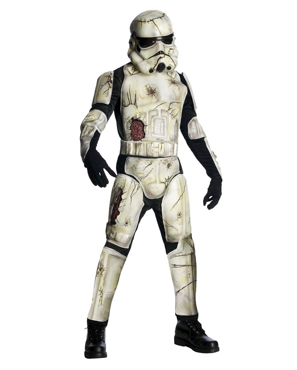 Deluxe Death Trooper Kostüm Star Wars Kostüme Merchandise