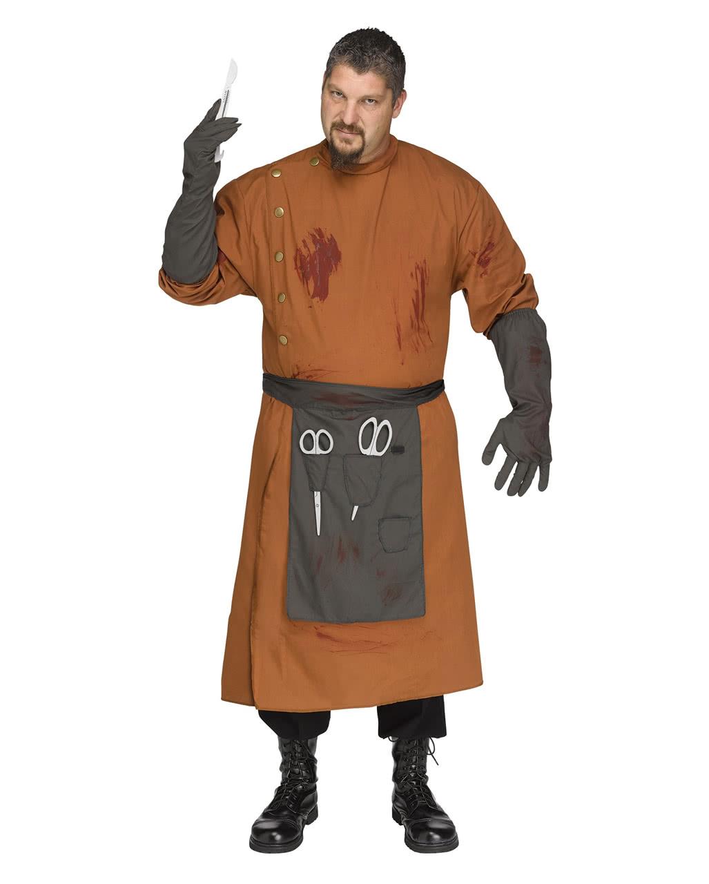 psycho doctor costume | halloween disguise | horror-shop
