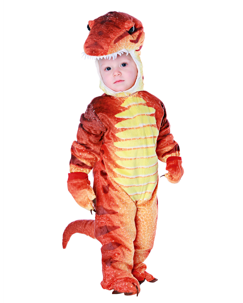 d45344314ca Dino Rex Toddler Costume Red