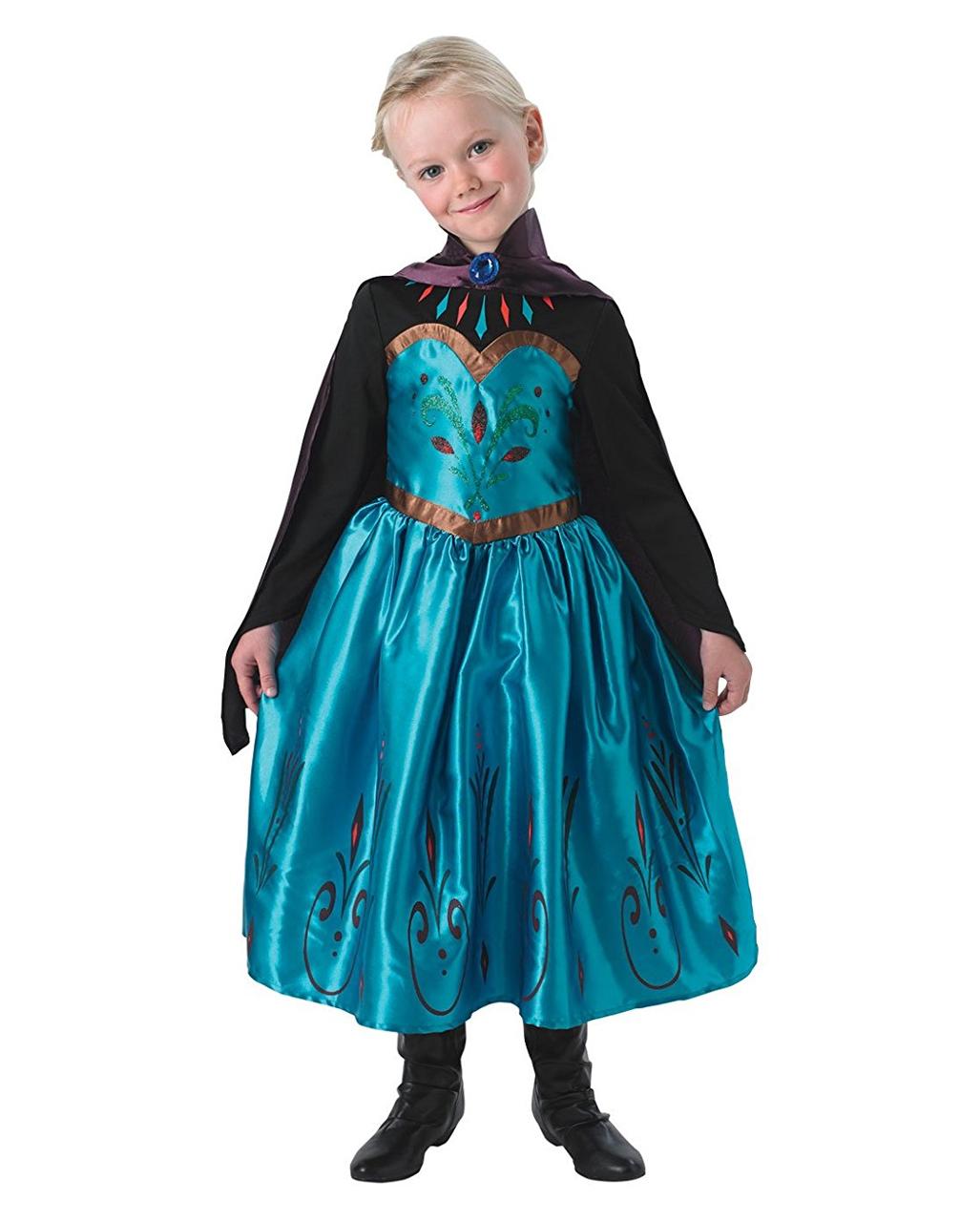 Disney Frozen Anna Prinzessin Kostum Bestellen Horror Shop Com