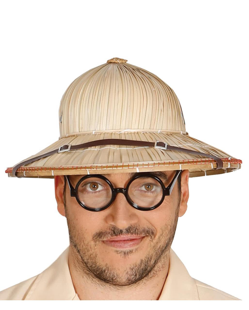 Dschungel Tropen Hut Kostumzubehor Horror Shop Com