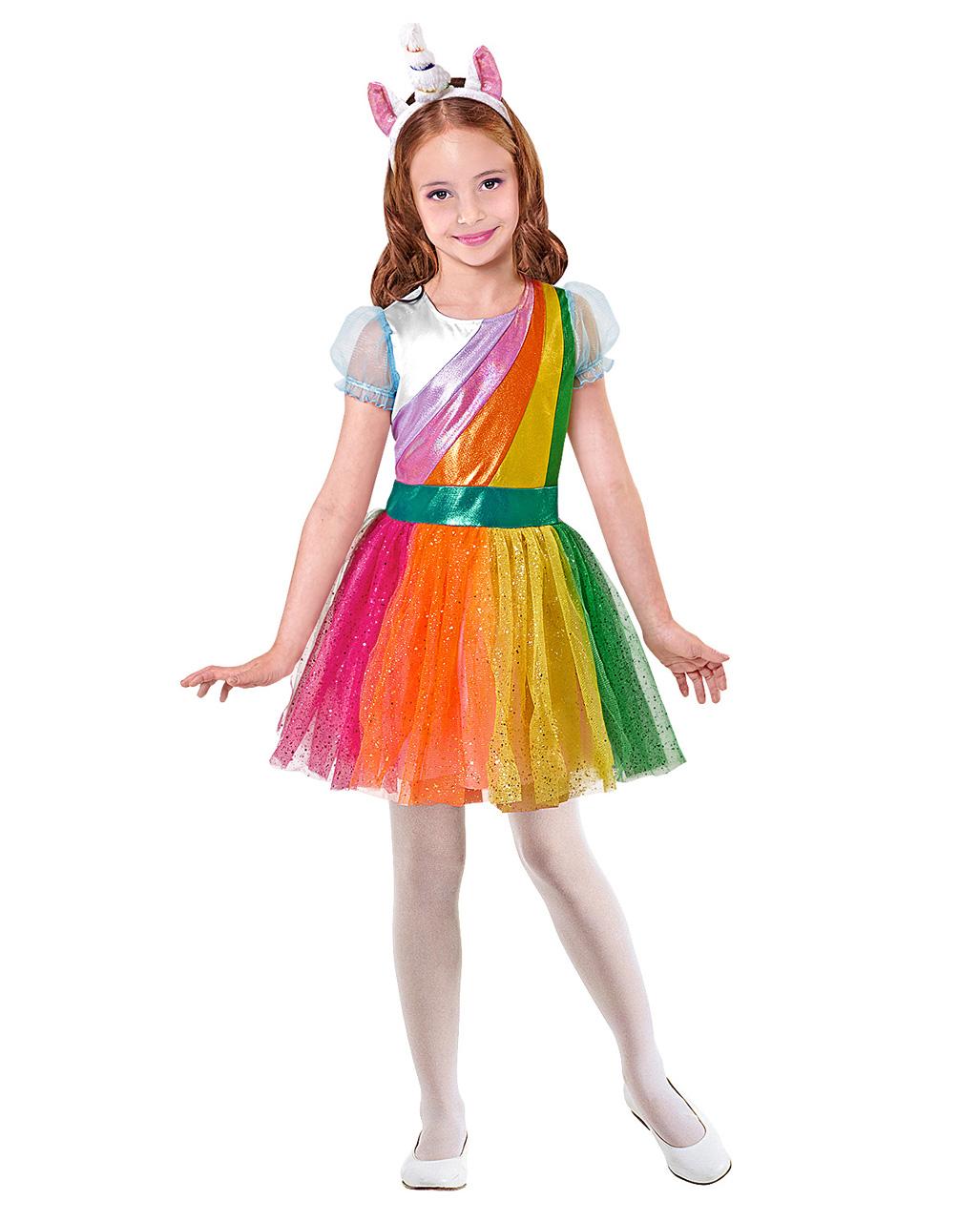 815c40bd7129 Unicorn Girl Costume buy for carnival! | horror-shop.com