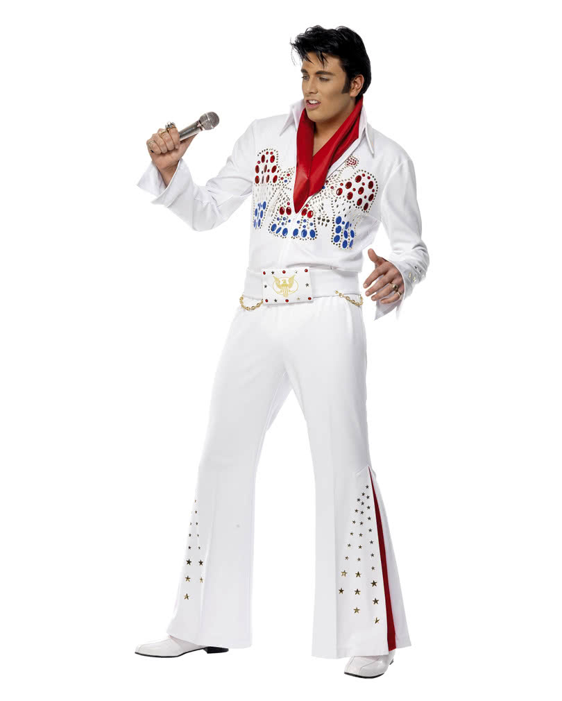 Elvis costume american eagle licensed elvis costume horror shop elvis costume american eagle solutioingenieria Image collections